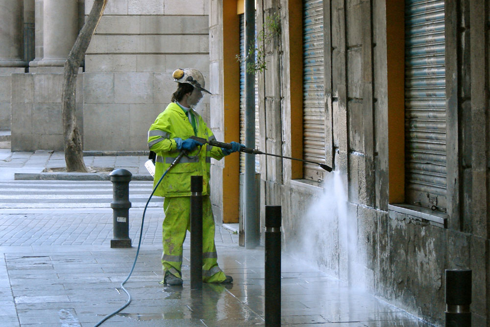 commercial-building-washing- Claremont-ca